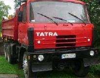tatra ciężarówka