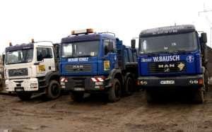 ciężarówki czteroosiowe