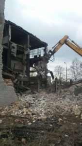 Najtańsze rozbiórki budynków w Warszawie