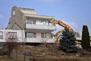 cennik rozbiórki budynków