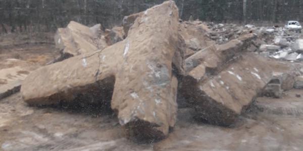 rozbiórka fundamentów w warszawie